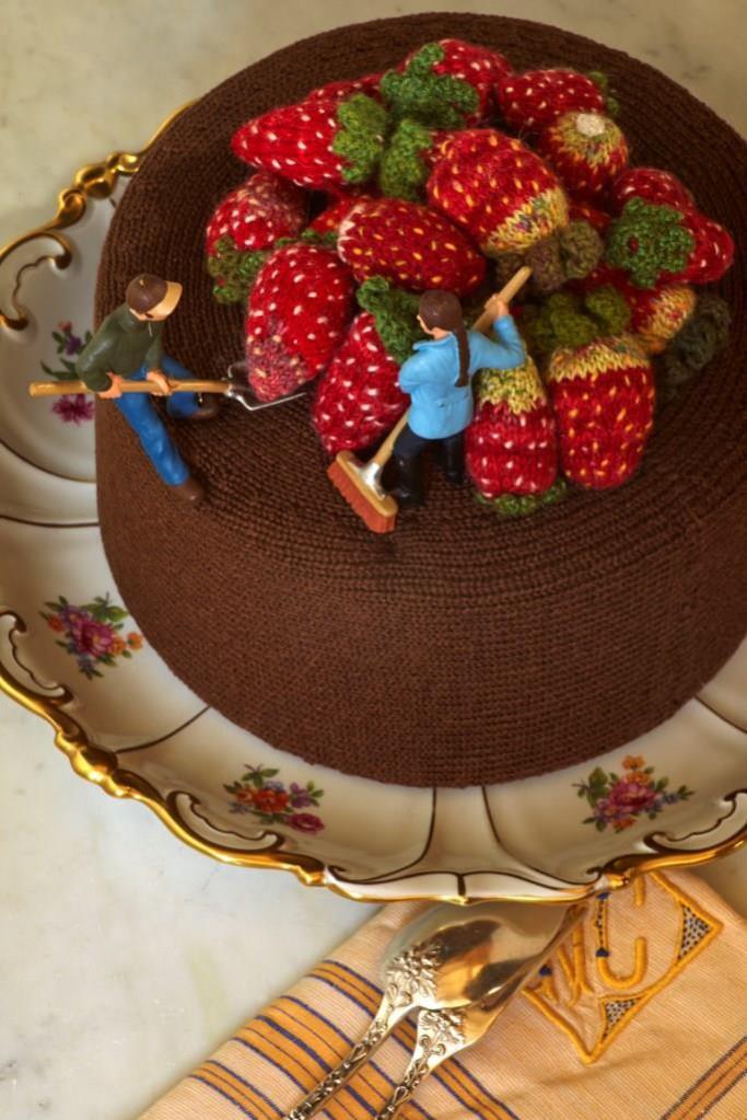 Gateau Choco fraise L1007234 - Kopie